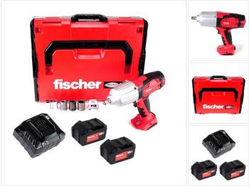 Fischer FSS 18V 600 BL Set3 (552927)