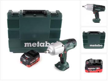Metabo SSW 18 LTX 600 ( 1x 5,5 Ah + Koffer)