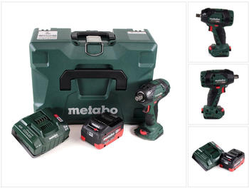 Metabo SSW 18 LTX 300 BL (1x 5,5 Ah + Ladegerät + Koffer)
