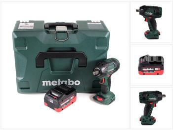 Metabo SSW 18 LTX 300 BL (2x 5,5 Ah + Koffer)