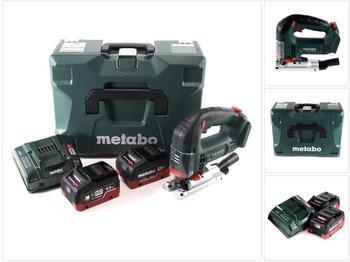 Metabo STAB 18 LTX 100 (2x LiHD 5,5 Ah Akku + Ladegerät in MetaLoc)