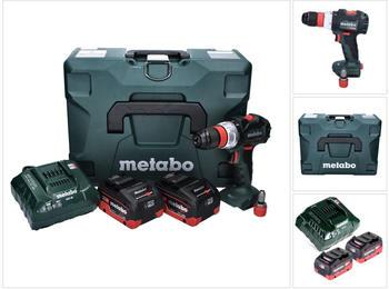 Metabo BS 18 LT BL Q (2x5,5 Ah + Ladegerät + MetaLoc)