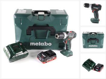 metabo-sb-18-l-bl-akku-schlagbohrschrauber-18-v-60-nm-brushless-1x-lihd-akku-4-0-ah-ladegeraet-metaloc