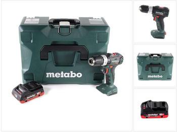 metabo-sb-18-l-bl-akku-schlagbohrschrauber-18-v-60-nm-brushless-1x-lihd-akku-4-0-ah-metaloc-ohne-ladegeraet