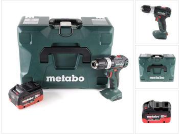 metabo-sb-18-l-bl-akku-schlagbohrschrauber-18-v-60-nm-brushless-1x-lihd-akku-5-5-ah-metaloc-ohne-ladegeraet