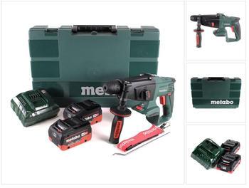 Metabo KHA 18 LTX ( 2x 5,5Ah + Ladegerät + Koffer)