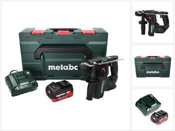 Metabo BH 18 LTX BL 16 (1x Akku 5,5 Ah + metaBOX + Ladegerät)