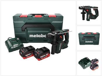 Metabo BH 18 LTX BL 16 (2x Akku 5,5 Ah + metaBOX + Ladegerät)