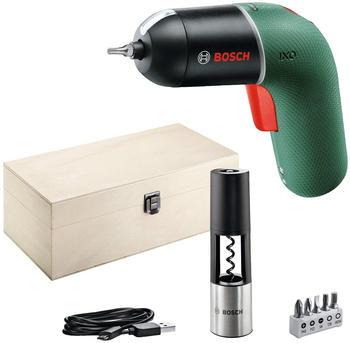 Bosch IXO 6 Vino Set (06039C7103)