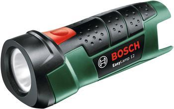 Bosch Home and Garden LED Arbeitsleuchte EasyLamp 12 ohne Akku und Ladegerät