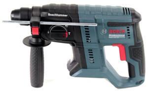 Bosch GBH 18V-20 (Bohrer und Meißel Set 11 tlg.) im Koffer 4064677015237