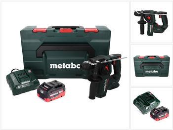Metabo BH 18 LTX BL 16 (1x 8,0 Ah + metaBOX + Ladegerät)