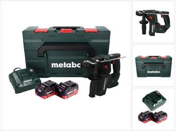 Metabo BH 18 LTX BL 16 (2x 8,0 Ah + metaBOX + Ladegerät)
