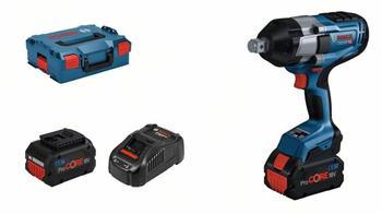 Bosch GDS 18V-1050 H (2 x 18V ProCore Akku 8,0 Ah in L-Boxx) 06019J8502