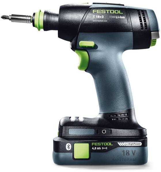 Festool T 18+3 HPC 4,0 I-Set (576455)