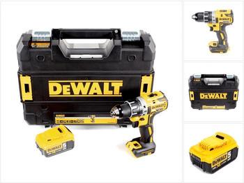 DeWalt DCD791 (1 x 5,0 Ah) in T-STAK-Box