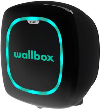 wallbox Pulsar Plus schwarz 22kW, Type 2, 5m Kabel OCPP