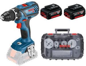 Bosch GSR 18V-28 + 9tlg Elektriker LS-Set (06159975ZR)
