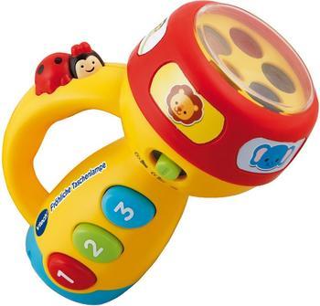 Vtech Baby - Fröhliche Taschenlampe gelb