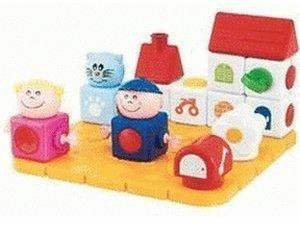 Chicco Magic Blocks - Das Kleine Haus