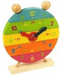 Bigjigs Stapel-Uhr (BJ659)