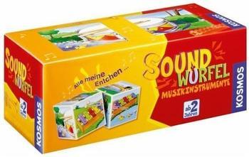 Kosmos Soundwürfel Musikinstrumente (697389)