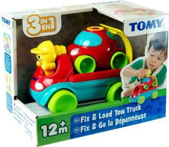 TOMY Toomies - 3-in-1 Reparier-mich Auto (E72422)
