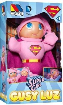 Molto Gusy Luz Supergirl