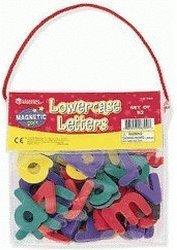 Learning Resources Magnetic Foam Lowercase Letters