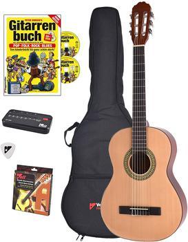 Voggenreiter VOLT Konzert-Gitarren-Set Student