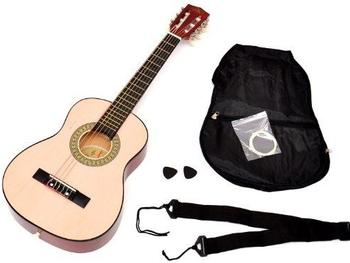 ts Music Fidelity Kindergitarre Akustik Gitarre (Natur)