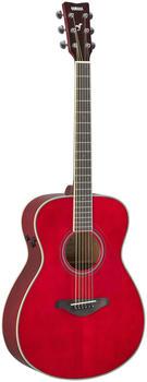 Yamaha FS-TA RR Ruby Red