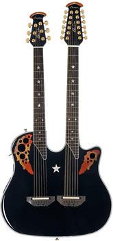Ovation RSE225-5 Richie Sambora Double Neck