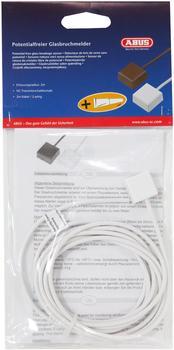 ABUS Potenzialfreier Glasbruchmelder weiß (FU7300W)