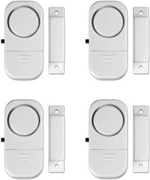 Pentatech Mini-Fensteralarm DG1 4er Set