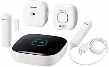 Panasonic KX-HN6014GWA-K Smart Home Starter Kit Plus