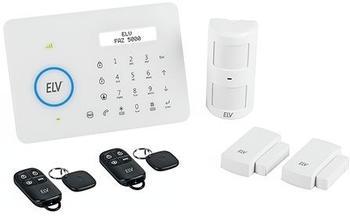 ELV Funk-Alarmanlage FAZ 5000 mit GSM-Telefonwählgerät