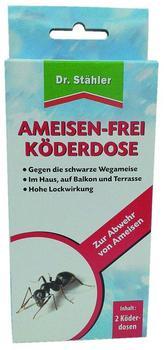 Dr. Stähler Ameisen-Frei Köderdose (2er Pack)