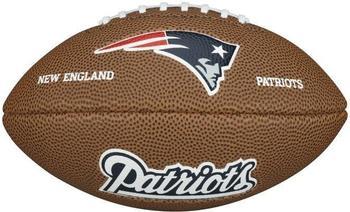 Wilson NFL Team Logo Mini New England Patriots