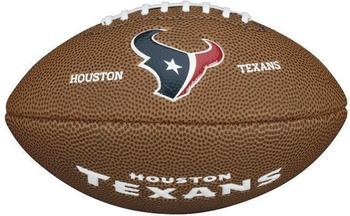 Wilson NFL Team Logo Mini Houston Texans
