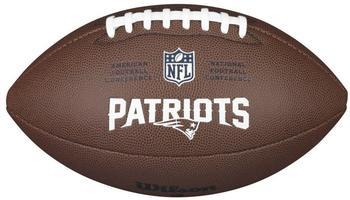 Wilson NFL Team Logo New England Patriots