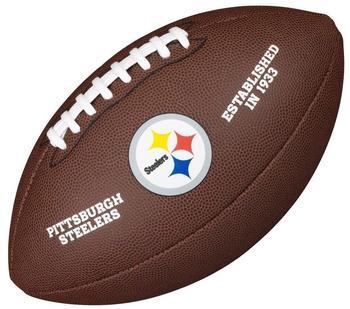 Wilson NFL Team Logo Pittsburgh Steelers