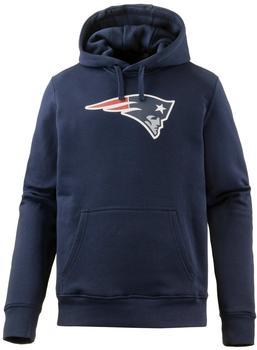 New Era New England Patriots Hoodie oceanside blue