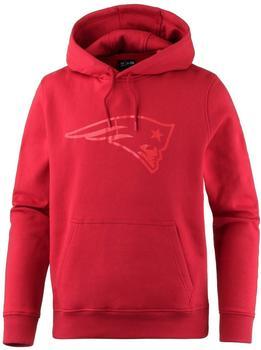 New Era New England Patriots Hoodie front door red