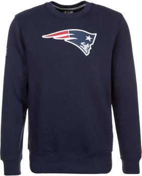 New Era NFL Team Logo New England Patriots Sweatshirt blue