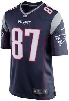 Nike NFL New England Patriots Trikot Gronkowski Nr. 87