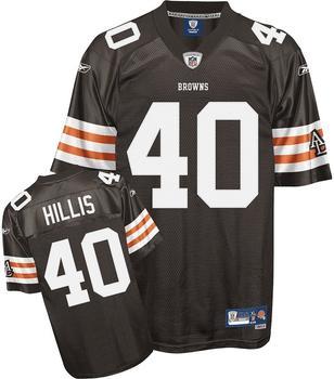 Reebok NFL Cleveland Browns Trikot