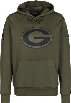 New Era NFL Green Bay Packers Camo Large Print Hoody (12317203) green