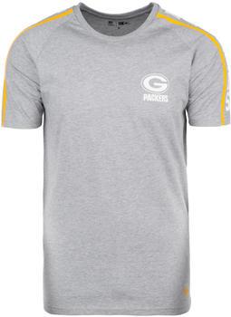 New Era NFL Green Bay Packers Raglan Shoulder Print Shirt (12033357)