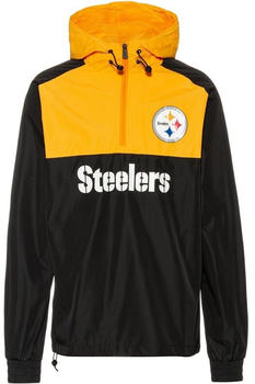 New Era Pittsburgh Steelers Windbreaker